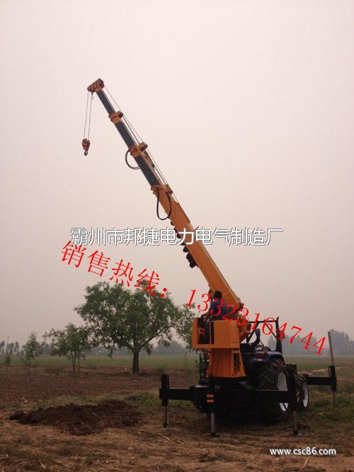 最大塔吊能吊多少吨