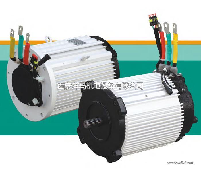 纯电动汽车电机