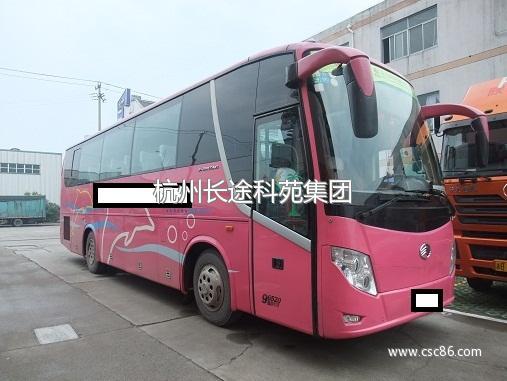 杭州到济南汽车客车豪华卧铺汽车