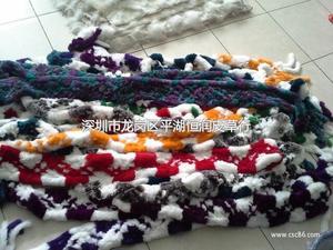皮草|女款皮草|专业批发编织围巾