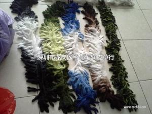 皮草|皮毛\专业批发编织围巾