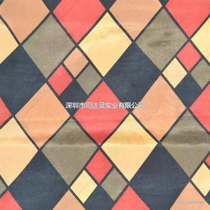 真丝布料 112cm电力纺印花 15姆米真丝电力纺