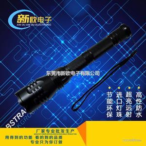 强光手电筒 耐压耐磨防震 性能稳定