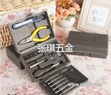 工具套装 塑料组合工具箱