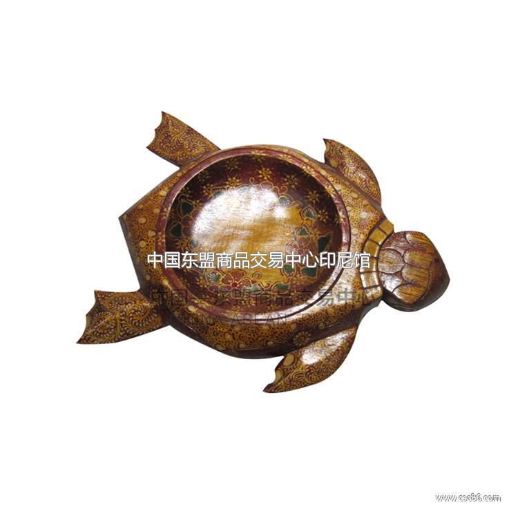 乌龟造型盘图片
