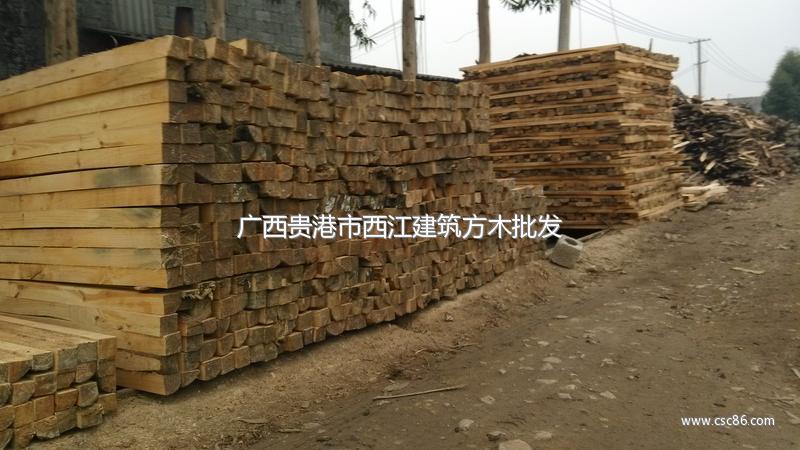 松木建筑方木