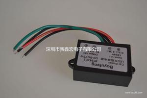 12/24V转5V15A75WLED车载屏稳压电源