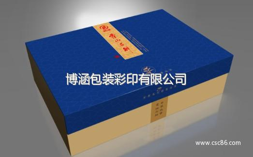 定制石斛包装礼盒 石斛礼盒包装 霍山石斛礼品包装盒小图三图片