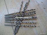 4341材料钻头 高速钢加长直柄麻花钻