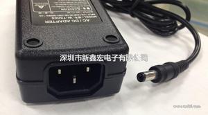 72W12V6ALED恒压胶壳开关电源桌面适配器