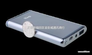 金威澎移动电源V6911 移动电源厂家批发  充电宝厂家