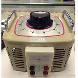3KW0-300V自耦型接触式手动单项交流调压器