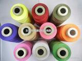 公司生产多色SP线 服装精致缝纫线 各类鞋子车缝线