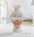 欧式花瓶现代简约时尚卧室餐桌装饰品家居摆件