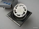 防臭防虫防堵 磁性自封 洗衣机两用 不锈钢防臭地漏