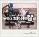 明光水果冷库制冷系统压缩机安装调试方法