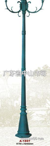 供应欧式庭院灯灯杆 路灯杆图片