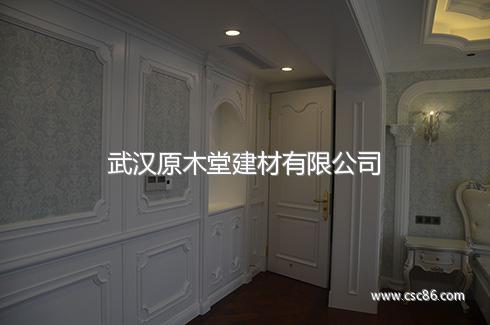 武汉欧式实木护墙板十大品牌找原木堂图片