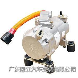 电动涡旋压缩机DLCP-18Y3