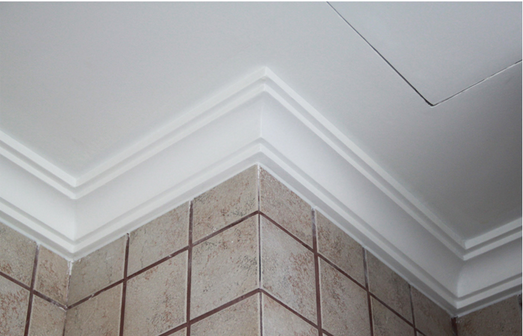 欧式石膏线条吊顶角线阴角线设计测量基础建材家装图片