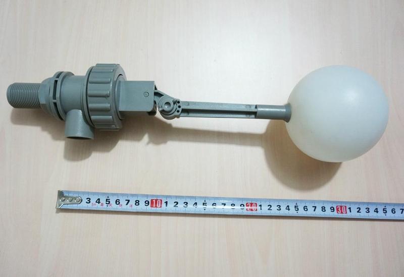 科宇dn25cyl塑料水位浮球阀图片
