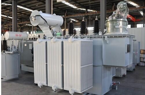 35kv级油浸式电力变压器