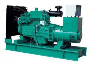 200KW上柴股份柴油发电机