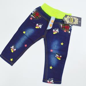 秋季新款女童牛仔裤