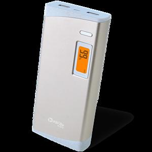 18000mah双输出充电宝 带液晶显示屏移动电源