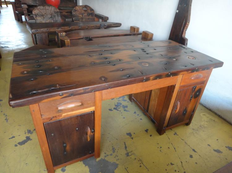 实木办公桌写字台