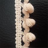 1.6cm宽全棉线流行水滴型排苏/厂家直销欢迎选购