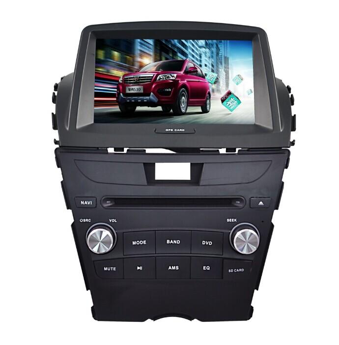 金杯S30专车专用DVD导航