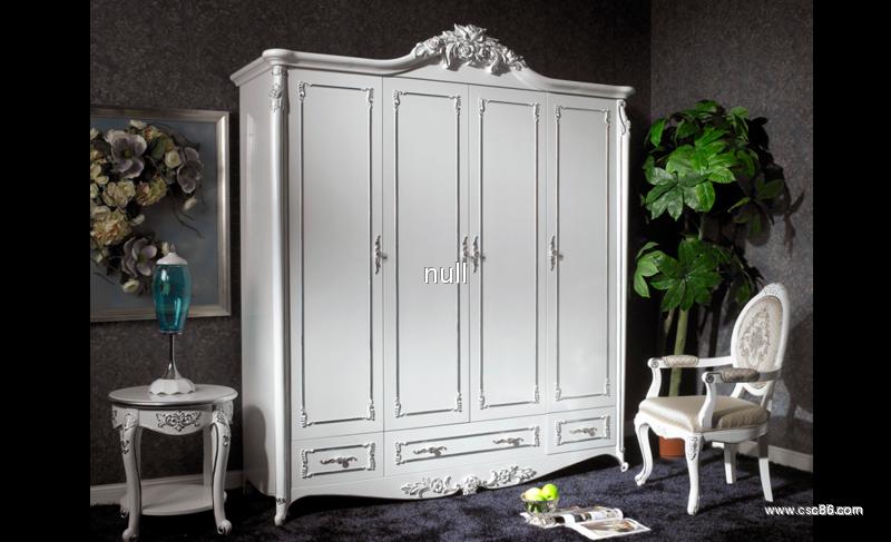 武汉欧式衣柜家具图片
