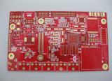 供应PCB电路板,四层沉金线路板,阻抗四层PCB