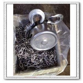 3吨不锈钢手拉葫芦批发|专业生产不锈钢手拉葫芦