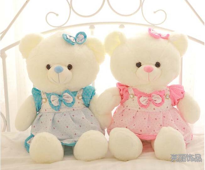毛绒玩具 可爱熊