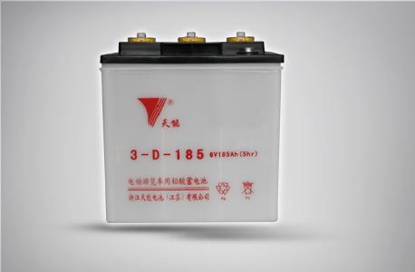 天能电池 蓄电池 锂电池 节能电池 6v牵引电池系列图片