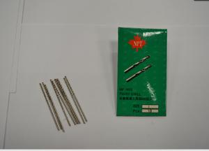 进口小麻花钻咀1.0mm
