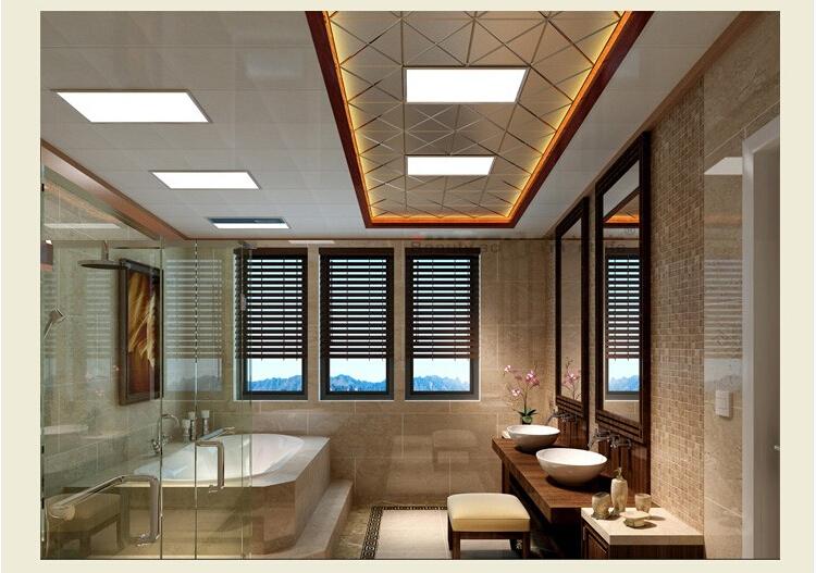 飞利浦集成吊顶led灯厨房灯卫生间平板灯