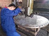 热交换器管板|热交换器管板加工|热交换器管板价格