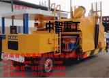 ZNPJ14混凝土自动上料喷浆台车山东机械
