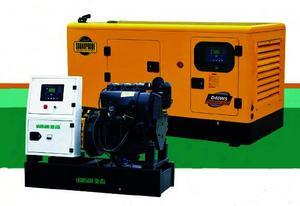 100KW亚南D系列柴油发电机组厂家直销