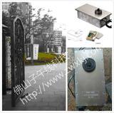 供应广州室外电动闭门器 别墅自动门 电动地弹簧