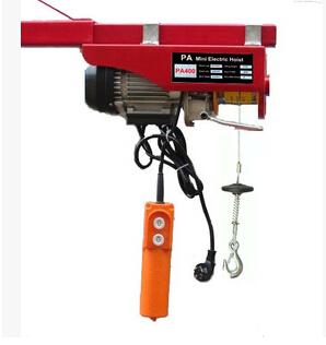 pa400微型电动葫芦价格