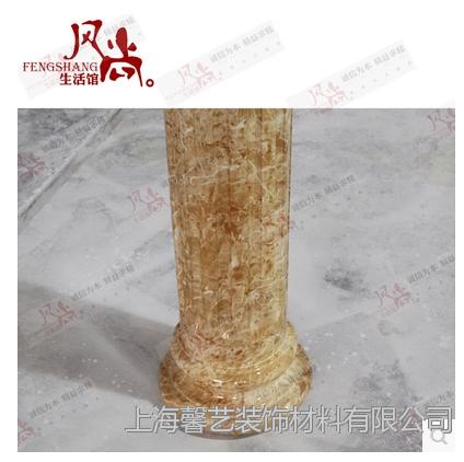 订做仿大理石柱子欧式室内装饰柱子罗马柱工艺品摆件