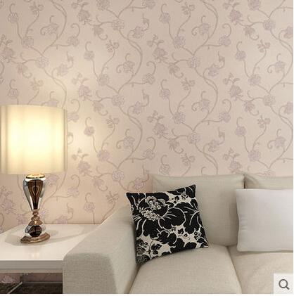 现代简约壁纸 无纺布墙纸 影视墙壁纸电视背景墙3d客厅