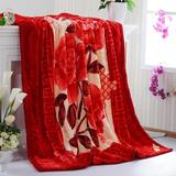 毯子  冬季珊瑚绒毛毯盖毯法兰绒空调毯法莱绒