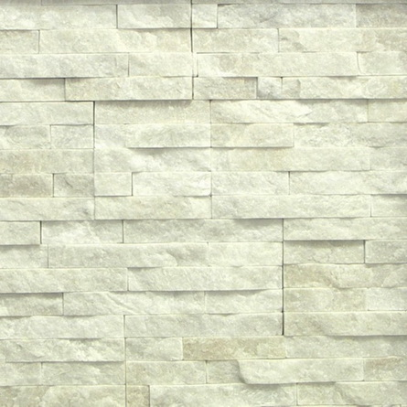 白色文化石瓷砖贴图素材