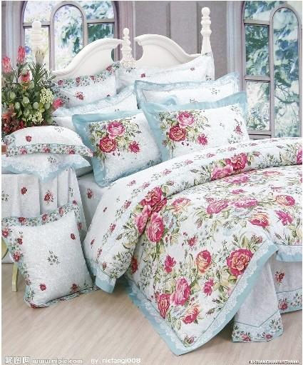 美凯珑纯棉床上用品套装 多件套