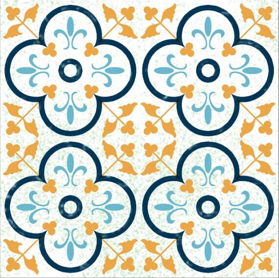 欧式花砖,园艺砖,欧式地陶瓷砖